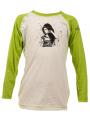 Amy Winehouse kinder Baseball Longsleeve