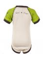 Elvis Baby Romper Onesie Body Green/White – organic cotton