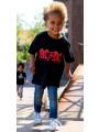 ACDC Kids T-shirt - Tee Logo colour AC/DC photoshoot