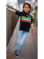Bob Marley Kids T-shirt Stripe photoshoot