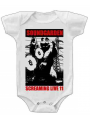 Soundgarden Onesie Baby Creeper  Screaming Live