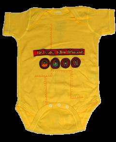 Beatles Onesie Baby Rocker Yellow Submarine