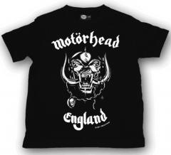 Motörhead rock kids clothing T-shirt England (Clothing)