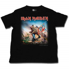 Iron Maiden Kids/Toddler T-shirt - Tee Trooper