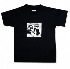 Sonic Youth Kids/Toddler T-shirt - Tee Black Goo (Clothing)