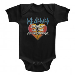 DEF Leppard Onesie Bringing On the Heartbreak