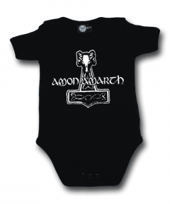 Amon Amarth onesie baby Hammer of Thor Amon Amarth (Clothing)