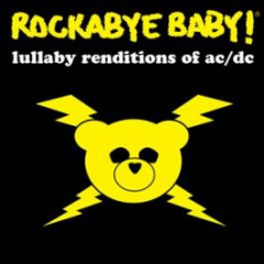 Rockabyebaby CD AC/DC Lullaby Baby CD
