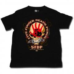 Five Finger Death Punch Kids/Toddler T-shirt - Tee