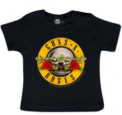 Guns n' Roses Baby T-shirt - Tee Logo