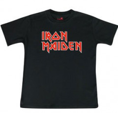 Iron Maiden Kids T-shirt - Tee Logo