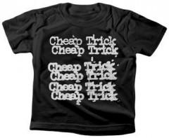 Cheap Trick Kids T-shirt - Tee Stacked Logo