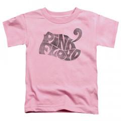 Pink Floyd Kids T-Shirt Pink Logo