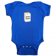 Sonic Youth baby romper Washer