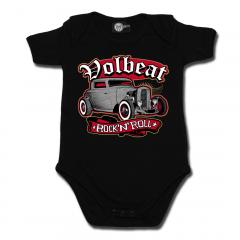 Volbeat Onesie Baby metal-kids