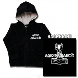 Amon Amarth Thor's Hammer kids sweater (Print on demand)