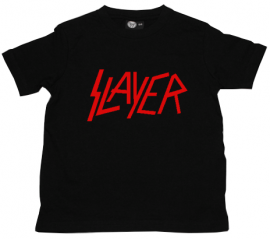 Slayer Kids T-shirt – Logo Red