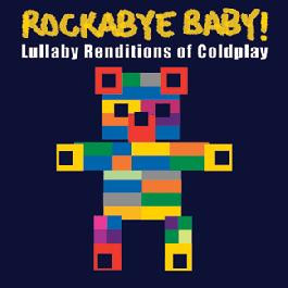 Rockabyebaby CD Coldplay Lullaby Baby CD