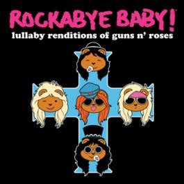 Rockabyebaby CD Guns and Roses Lullaby Baby CD