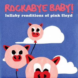 Rockabyebaby CD Pink Floyd Lullaby Baby CD