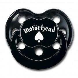 Motörhead Logo pacifier