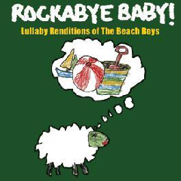 Rockabyebaby CD the Beach Boys Lullaby Baby CD