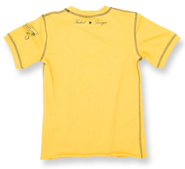 Madonna Baby Rock T-shirt Lemon – organic cotton