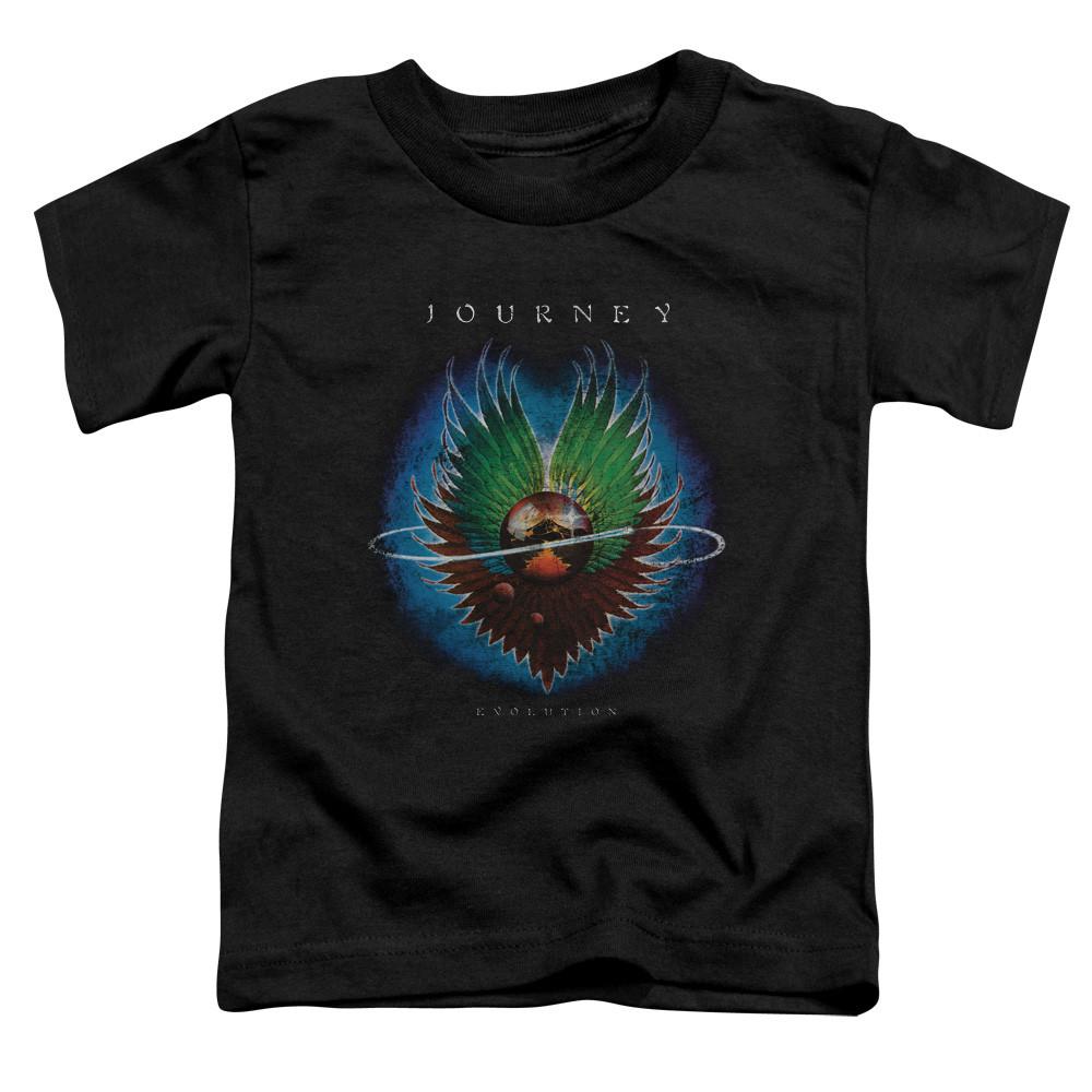 Journey Kids T-Shirt Blue Green Brown