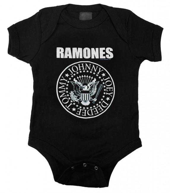 Ramones Onesie Baby Creeper
