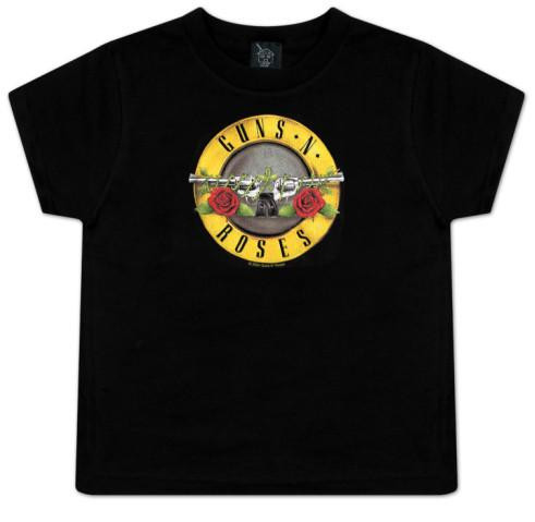 Guns and Roses Kids T-shirt - Tee Bullet