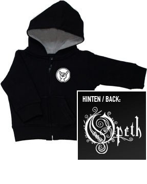Opeth Baby Hoody Logo (Print On Demand)