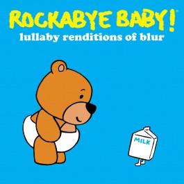 Rockabyebaby CD Blur Lullaby Baby CD