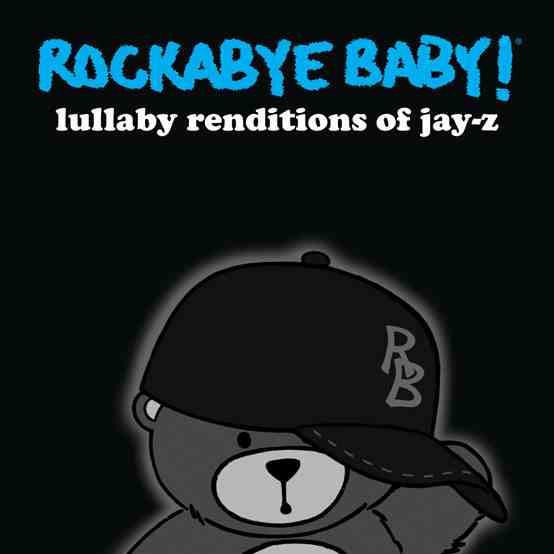 Rockabyebaby CD Jay-Z Lullaby Baby CD