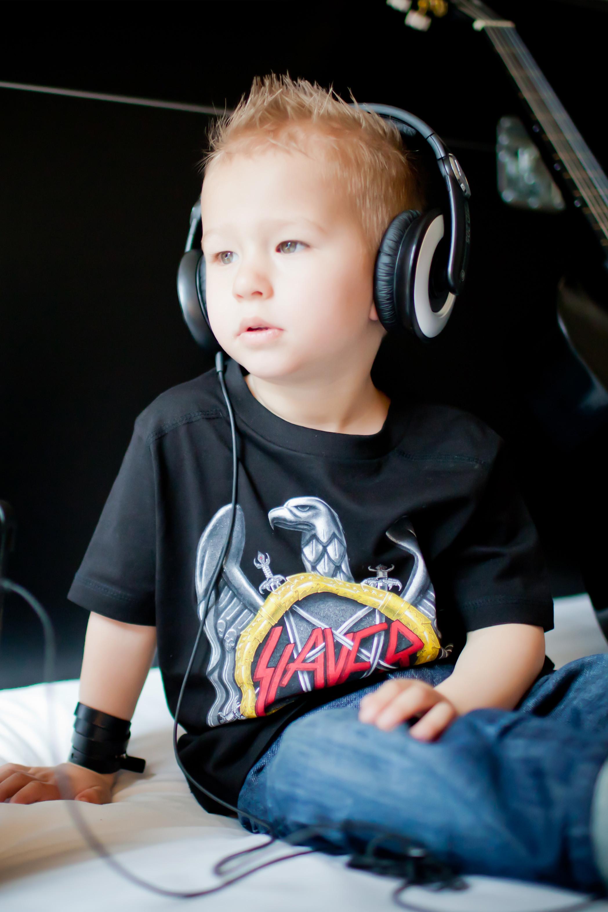 Slayer children band merchandise Silver Eagle
