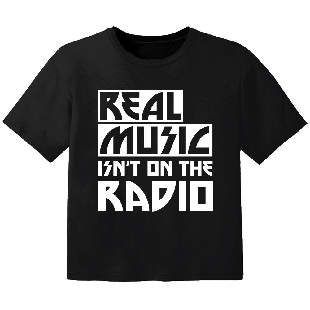 Cool Kids t-shirt real music isnt on the radio