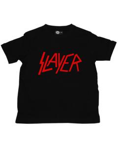Slayer Kids/Toddler T-shirt – Logo Red