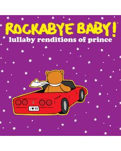 Rockabyebaby CD Prince Lullaby Baby CD