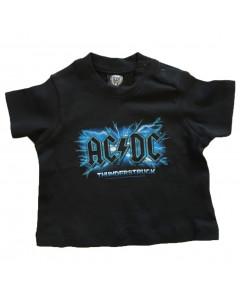 ACDC Baby T-shirt - Tee Thunderstruck