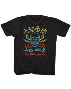 CBGB kids T-Shirt Neon Sign