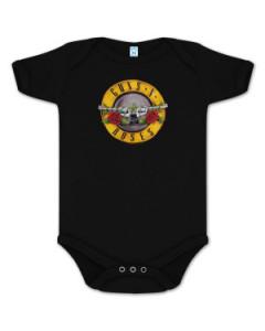 Guns n' Roses Onesie Baby Rocker Bullet