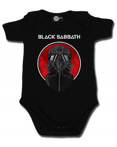 Black Sabbath Baby Onesie Metal Baby