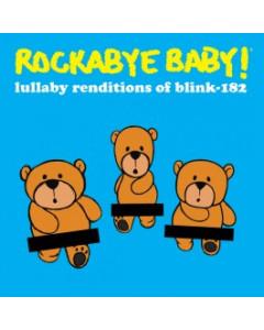 Rockabyebaby CD Blink-182 Lullaby Baby CD