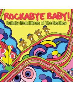 Rockabyebaby CD the Beatles Lullaby Baby CD