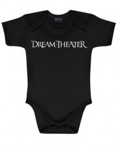 Dream theater Onesie Baby Rocker