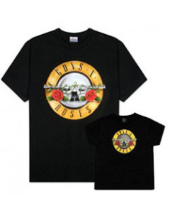 Guns 'n Roses Father's T-shirt & Kids/Toddler T-shirt
