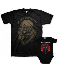 Black Sabbath Father's T-shirt & Onesie Baby