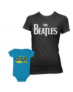 The Beatles Mother's T-shirt & Onesie