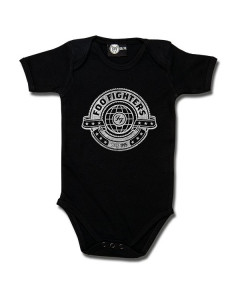 Foo Fighters Onesie Baby Rocker Logo – metal onesies