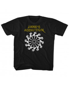 Jane's Addiction kids T-Shirt Ladywheel