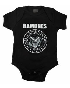 Ramones Onesie Baby Rocker